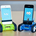 Meet Romo, The Smartphone Robot