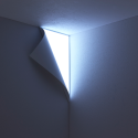 Peel Wall Light Looks Like Your Wall Is Peeling Off To Reveal Wonders Beneath