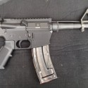 3D Printing Gone Askew: Man Prints Assault Rifle At Home
