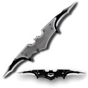 The Batarang Twin-Blade Folding Knife Probably Won't Get Bruce Wayne's Seal of Approval