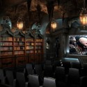 This Batcave Home Theater is Perfect for the Ultimate Dark Knight Fan