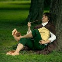 Plush Halfling Slippers are Perfect for Bringing Out the Hobbit in You