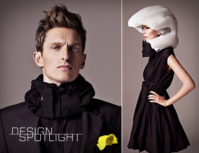 The Swedes Design An Invisible Helmet. No, Really.