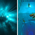 Nemo 33 Is The World's Deepest Swimming Pool