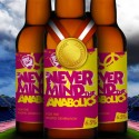 'Never Mind the Anabolics' is Booze on Steroids