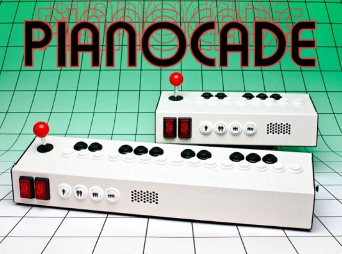 Pianocade