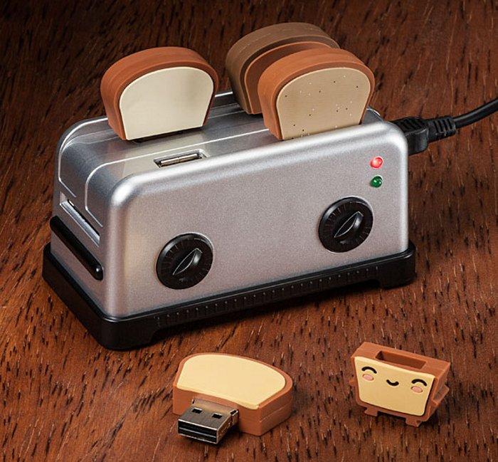Toaster Hub