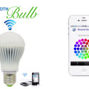Here's A Great Idea: A Bluetooth Bulb