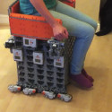 Here's That Motorized LEGO Wheelchair You've Always Dreamed Of