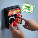 Power Up Arcade Light Switch Plate Enables Your Gaming Addiction