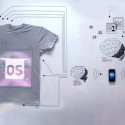 Custom Animation and Tweets on Your Tee? It's All Possible with tshirtOS