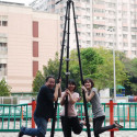Giant Tripod Takes Your Photography To New Heights