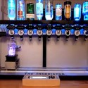 Inebriator is a Robotic Bartender that Mixes Drinks on Command