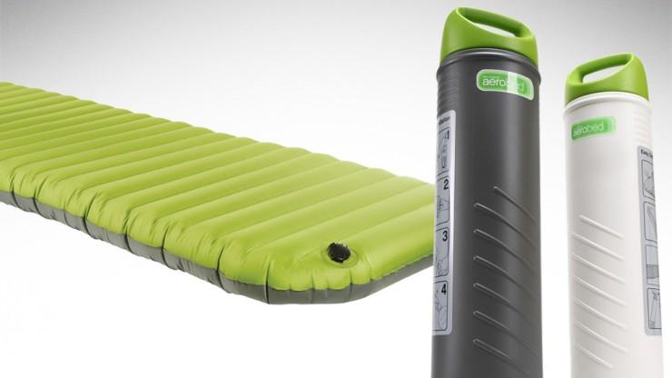 Tips y consejos tips y consejos para ir de camping - Matelas gonflable aerobed ...