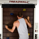 When Tired Of Running On A Treadmill, There's Always The TreadWall