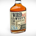 Wired Wyatt's Maple Syrup Comes Pre-Loaded With Caffeine