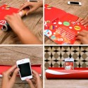 This Coca-Cola Ad Lets You Roll Your Own Coke-Tastic Smartphone Amplifier