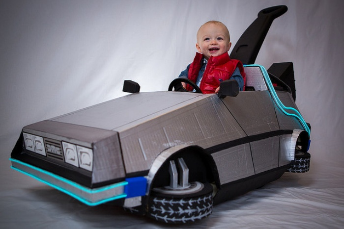 Kid DeLorean