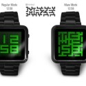 Tokyoflash Kisai Maze Watch Makes You Work for the Time