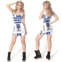 R2-D2 Dress from Black Milk Clothing Will Make You Look Va-Va-Voom!