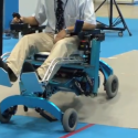 This Wheelchair Can't Do Handstands, But It Can Climb Stairs for You