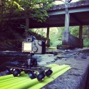 AirTracks Is A Camera Slider System That Inflates