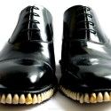 Apex Predator Shoes Made Of 1,050 Teeth