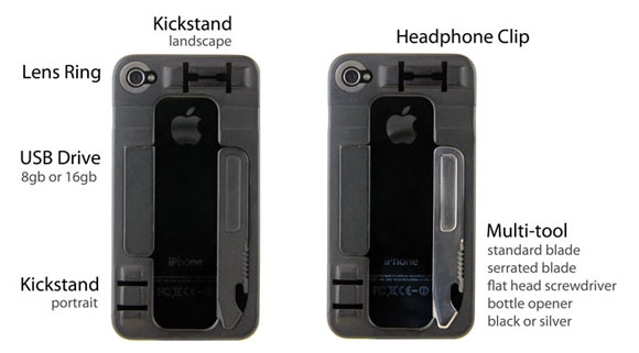 The Readycase Is The Swiss Army Knife Of Iphone Cases