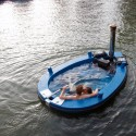 The Hot Tug Hot Tub Boat Is A Mouthful To Pronounce, Seems Fun