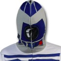 R2-D2 Hoodie Can Turn From Awesome To Creepo At The Pull Of A Zipper