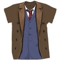 For Whovians Only: Awesome 10th Doctor Costume Tee