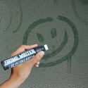 The Grime Writer Is A detergent-Filled Pen For Reverse-Graffiti