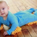 Baby Mop: Put That Baby To Some Use