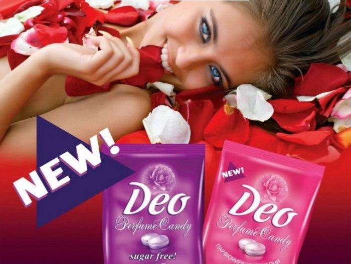 Deodorant Candy
