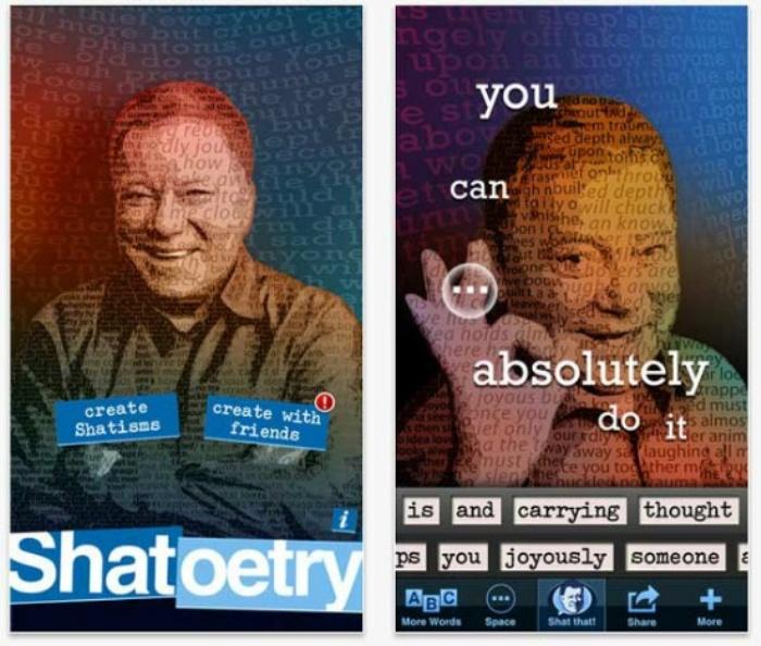 Shatner App
