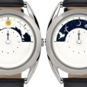 Sun and Moon Watch Uses Celestial Bodies to Show You What Time It Is