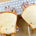 USB Toast Hand Warmers Will Keep Your Hands Toasty and Adorable