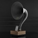 Here Is A Passive Gramophone Dock For The iPhone