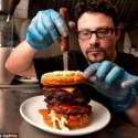 Atomic Fallout Burger: Wear Gloves, Sign a Waiver, and Say Your Prayers Before Eating It