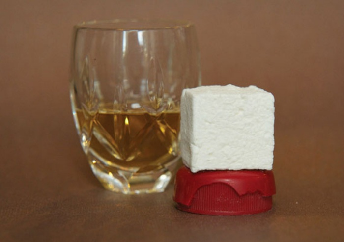 Booze Marshmallows
