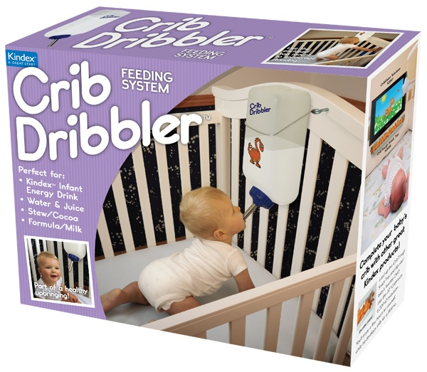 box prank Crib dribbler
