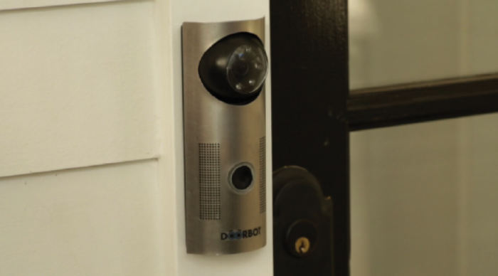 DoorBot Shows You Who's At the Door and Lets You Tell Them to Buzz