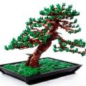 LEGO Bonsai Tree: Trimming One Pixelated Leaf at a Time