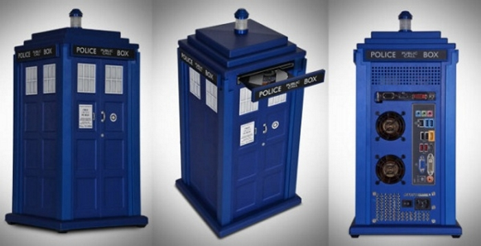 TARDIS Tower