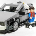 Back To The Future LEGO Set To Be Available Mid-2013