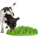 The Tuft of Grass Pet Feeder Is A Canine Gluttony Fix