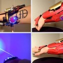 Heavy Metal Hero: Fan-Made Iron Man Gauntlet Can Shoot Real Lasers