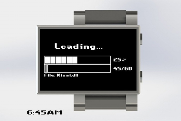 Loading Watch
