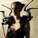 Robotic Spider Dress: High Fashion With a Creepy, Crawly Twist