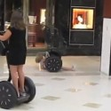Because Laughter is the Best Medicine: Two Whole Minutes of People Falling Off Segways
